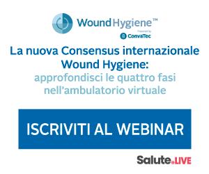 iscriviti al webinar sul wound hygiene
