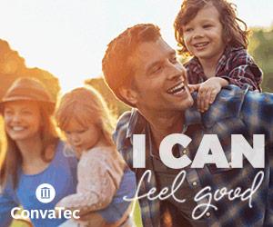 Le soluzioni innovative di ConvaTec migliorano la qualità della vita delle persone