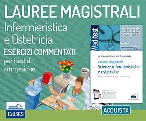 scienze infermieristiche ostetriche lauree magistrali test di accesso edises