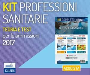 test di accesso professioni sanitarie lauree triennali edises