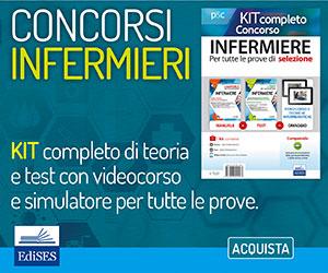 concorso infermieri kit test preparazione EDISES