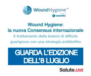 Guarda l'edizione passata sul Wound Hygiene